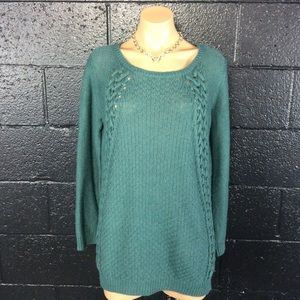 Sweaters - Sweet Green Sweater